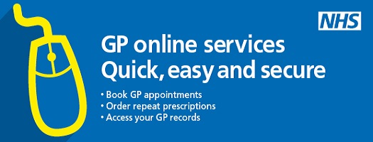 GP online services quick, easy and secure. Book GP appointments, order repeat prescriptions and access your GP records